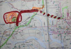 日本一低い山ルート