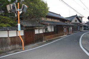 旧三島市昔の遍路道(2016.4)