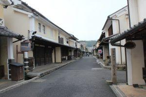 内子町街並み(2016.5)