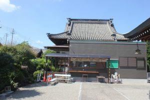 宝寿寺納経所(2017.9.8)