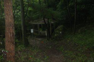 桜休憩所(2017.10)