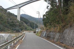 高速道下の遍路道(2018.2)