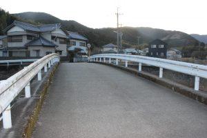 集落内の遍路道(2018.2)