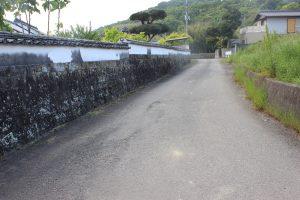 安楽寺への遍路道(2019.5.5)